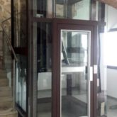 Elevador Vertical gran altura EPA 2000
