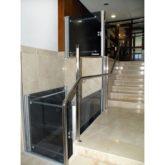 Elevador Vertical corta altura EPA 1