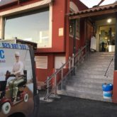 Salvaescaleras Restaurante El Puerto 2 en Murcia