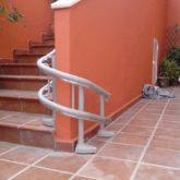 Silla Salvaescaleras en Algeciras