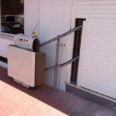 Salvaescaleras Concesionario Honda en Torrevieja