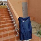 Silla doble raíl exterior - Urb. Jaralillos - Benahavis - Málaga