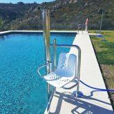 Grúa de piscina  SE-P20 - Comunidad - Rock kBay-Manilva